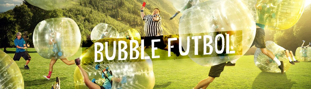 Balon Futbolu | Bubble Futbol
